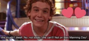 Happy Rex Manning Day Empire Records