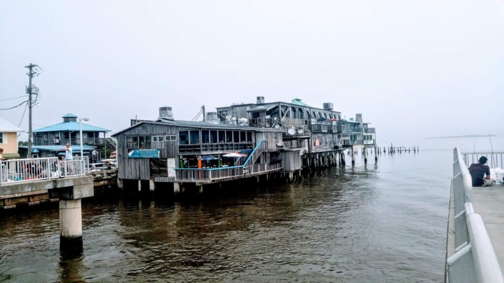Steamers Restaurant Cedar Key