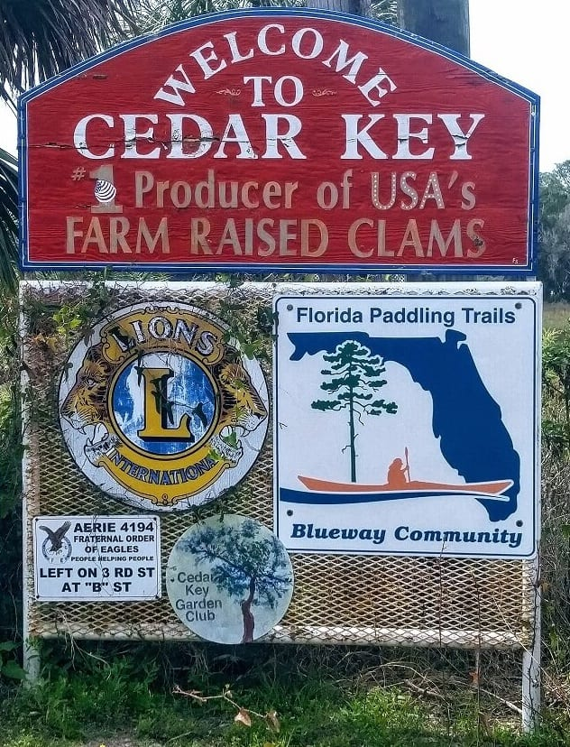 Exploring Cedar Key and Rosewood