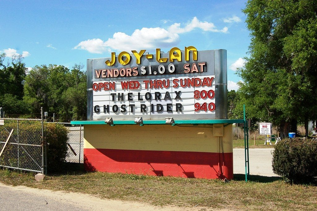 Joy Lan Drive-In Top 5 things to do in Pasco County Florida
