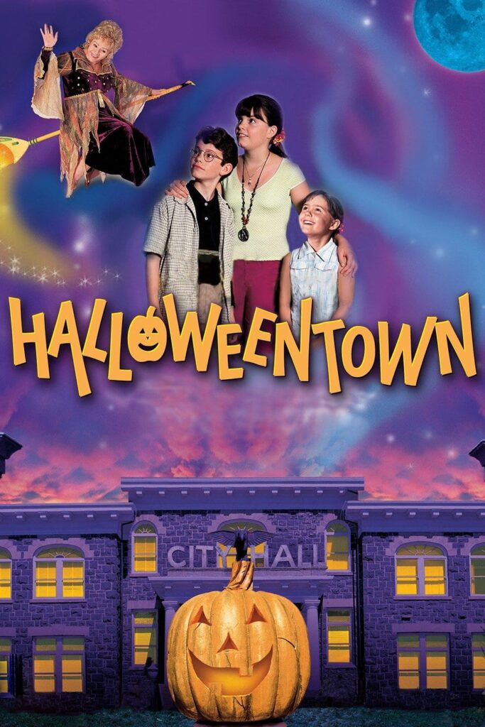 31 Family Halloween Movies