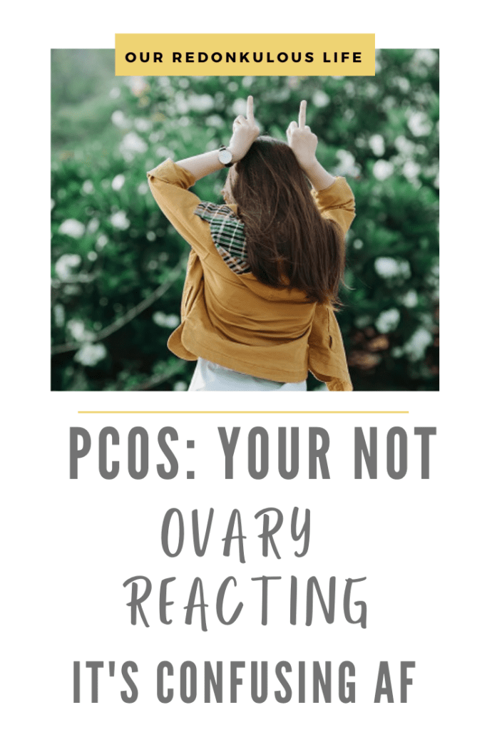 PCOS is confusing