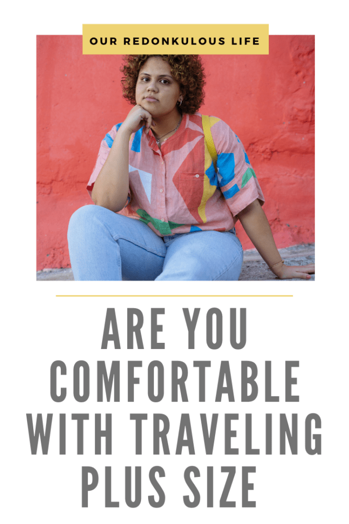 Traveling Plus Size