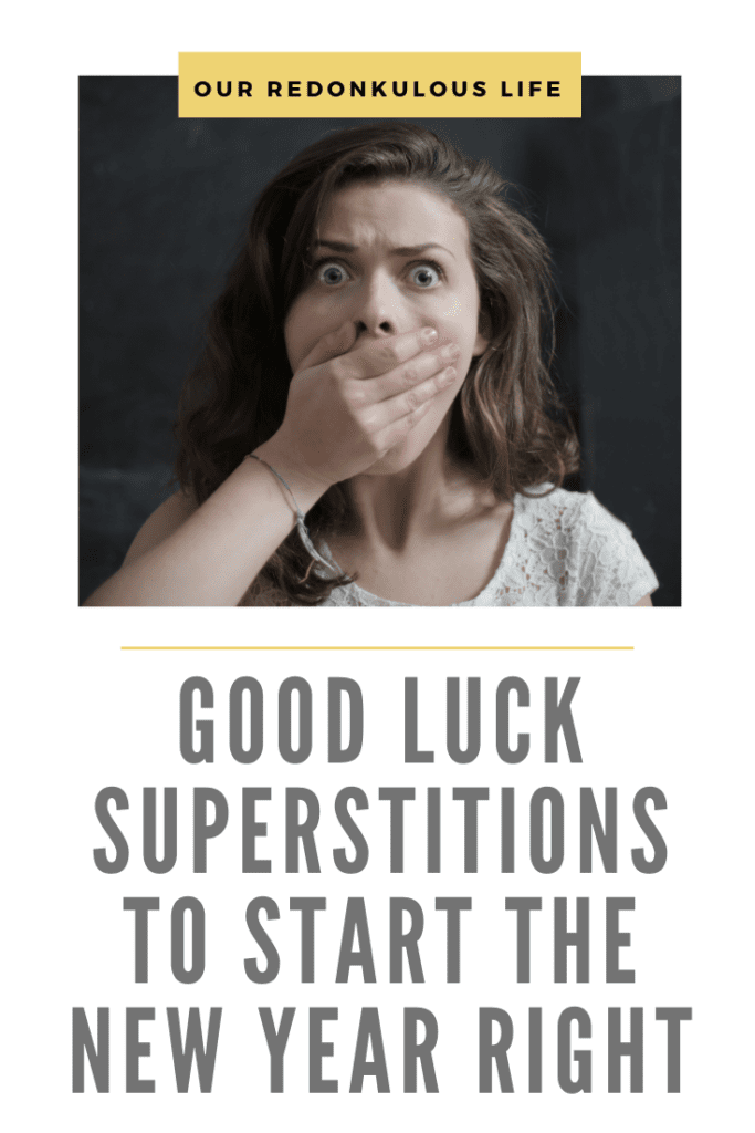 good luck superstitions